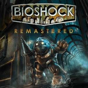 Sélection de jeux vidéo sur PC en promotion (Dématérialisé, DRM-Free) - Ex : BioShock Remastered (Store RU)