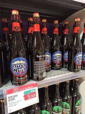 Bière Bush de Noël - Cysoing (59)