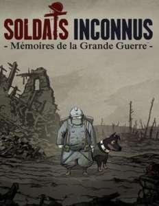 Soldats inconnus : Mémoires de la Grande Guerre sur PC (Dématérialisé - Ubisoft Connect)