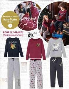 Pyjama Harry Potter - Tailles du 6 ans au 14 ans