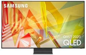 "TV 55"" Samsung QE55Q95T (4K UHD, Quantum HDR 2000, QLED, Smart TV) - Jung-Electromenager.fr"
