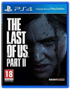 The Last of Us Part II Standard Edition sur PS4 (Frontaliers Belgique)