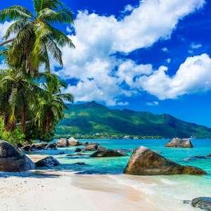 Vol Aller/retour au départ de Paris (CDG) à destination de Mahé (Seychelles) 26 août au 10 septembre 2021/ Autres dates disponibles