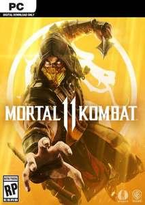 Mortal Kombat 11 sur PC (Dématérialisé - Steam)