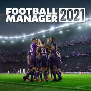 Sélection de jeux vidéo sur PC en promotion ( dématérialisés) - Ex : Football Manager 2021 (Steam)