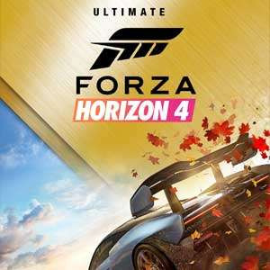 Forza Horizon 4 - Édition Ultimate sur PC, Xbox One & Xbox Series S/X (dématérialisé)