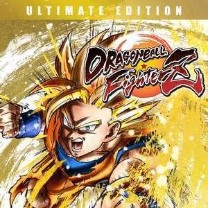 Dragon Ball Fighterz - Ultimate Edition sur PS4 (Dématérialisé)