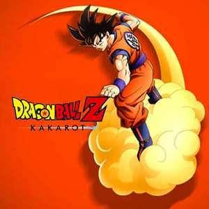 Dragon Ball Z: Kakarot sur Xbox One (dématérialisé)