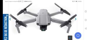 Drone quadricoptère DJI Mavic Air 2 (tecobuyfr.com)