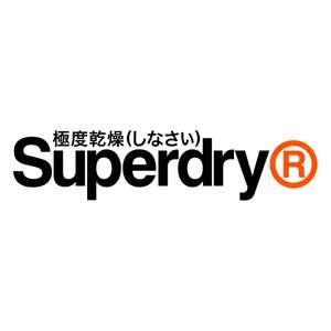 Sélection d'articles Superdry en promotion
