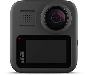 Pack caméra sportive GoPro Max + abonnement d'un an au GoPro Cloud + carte microSDXC SanDisk Extreme (64 Go) + étui de protection