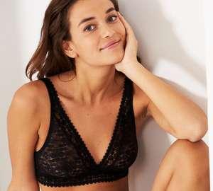 Sélection d'articles Josephine en promo - Ex : Soutien-gorge sans armatures Noir