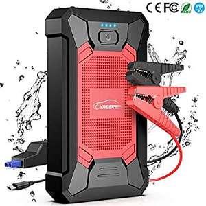Booster de batterie de voiture Yaber - 800A, 12000mAh, IP66 (Vendeur Tiers)