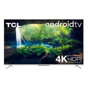 "TV 50"" TCL 50P715- 4K UHD (via ODR de 39.7€)"