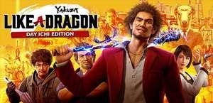 Sélection de Jeux en Promotion sur PC (Dématérialisés) - Ex: Yakuza: Like a Dragon - Hero Edition (Steam)