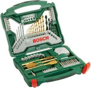 Coffret Bosch X-Line Titane - 70 pièces