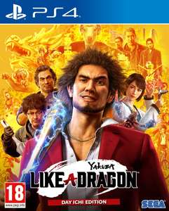 Jeu Yakuza 7 Like a Dragon sur PS4 - smartoys.be (Frontalier Belgique)