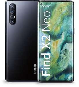 "Smartphone 6.5"" Oppo Find X2 Neo 5G - 12 Go RAM, 256 Go (Noir)"