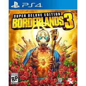 Sélection de jeux vidéo en promotion - Ex: Borderlands 3 sur PS4 ou Xbox One