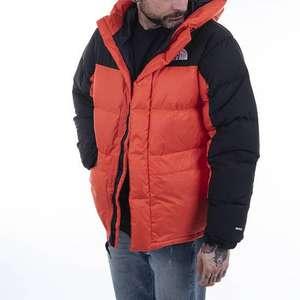 Doudoune The North Face Himalayan Down - noir/orange (du S au XXL)