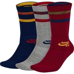 Sélection de produits en promotion - Ex : Lot de 3 paires de chaussettes Nike