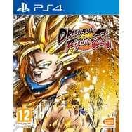Dragon Ball FighterZ sur PS4 à 9.99€ (via 10€ sur la carte) et Trackmania Turbo à 8€ (via 11.99€ sur la carte)