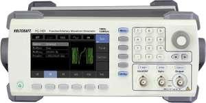 Générateur de fonctions DDS VoltCraft FG-1101 - 1 µHz, 10 MHz, 1 canal