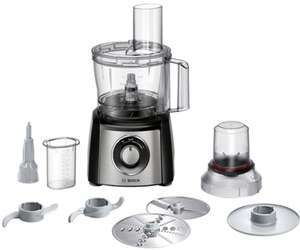 Robot de cuisine multi-fonction Bosch Compact MCM3401M - avec accessoires, 2.3 L, 800 W (via 39.05€ en bon d'achat) - Pierry (51)