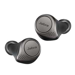 Écouteurs intra-auriculaires sans-fil Jabra Elite 75t - coloris titane
