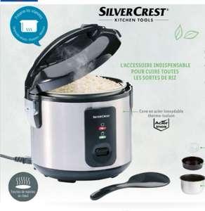 Cuiseur à riz SilverCrest - 400W, 1L