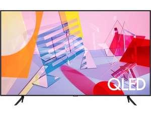 "TV 65"" Samsung QE65Q60T 2020 - 4K UHD, QLED, Smart TV (Frontaliers Suisse)"