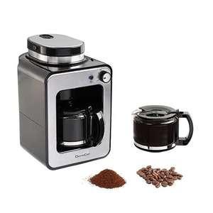 Machine à café avec broyeur intégré 3 à 4 tasses DOD135 Livoo