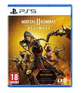Mortal Kombat 11 Ultimate sur PS5 et Xbox Séries X