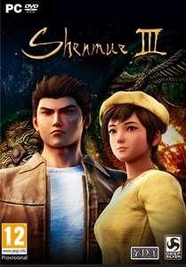 Jeu Shenmue III sur PC (Dématérialisé - Steam)
