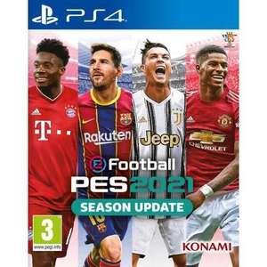 eFootball PES 2021 - Season Update sur PS4