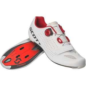 Sélection de produits en promotion - Ex: Chaussures Scott Road Vertec BOA Mens Cycling Shoes - White