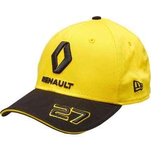 Casquette New Era 9fifty Essential Renault F1 Hulkenberg