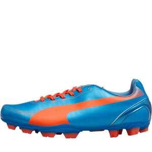 Chaussures de football Puma Evospeed 5.2 FG pour Homme - Diverses tailles/Divers coloris
