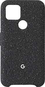 Coque officielle Google Pixel 5 - Noire