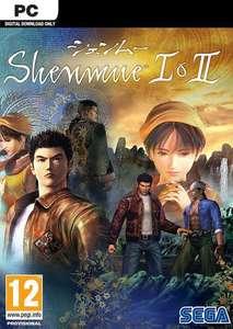Jeu Shenmue I & II sur PC (Dématérialisé, Steam)
