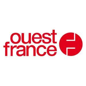 Abonnement au journal numérique Ouest France gratuit pendant 2 mois (sans engagement, dématérialisé)