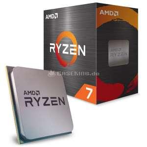 Processeur AMD Ryzen 7 5800X - Socket AM4
