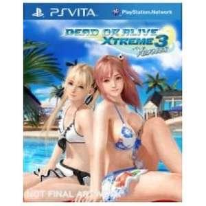 Dead or Alive Xtreme 3: Venus  sur PS Vita (import Asie)