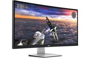 "Ecran PC 34"" Dell UltraSharp U3415W - Incurvé, 3440 x 1440, Dalle IPS"