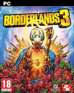 Borderlands 3 sur PC (Code Box Epic Games)