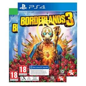 Borderlands 3 sur PS4 ou Xbox One