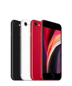 """Smartphone 4.7"""" Apple iPhone SE (2020, 128 Go, HD+, A13, 3 Go RAM, différents coloris) - Outreau (62)"""