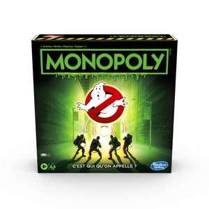 Jeu de société Monopoly Ghostbusters