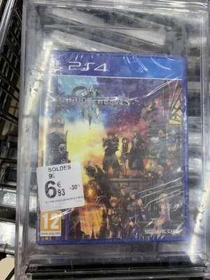 Jeu Kingdom Hearts 3 sur PS4 - Marseille (13)