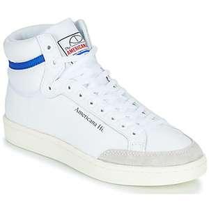 Baskets montantes Adidas Originals Americana Hi - Blanc / Bleu, 36 2/3 à 47 1/3